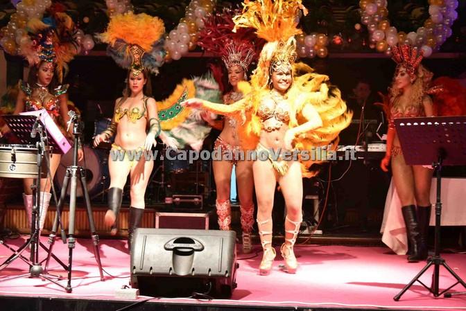 Brazilian Show Aspettando il Capodanno Capannina